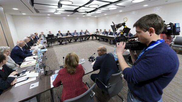 Jednání v Ženevě - Sputnik Česká republika