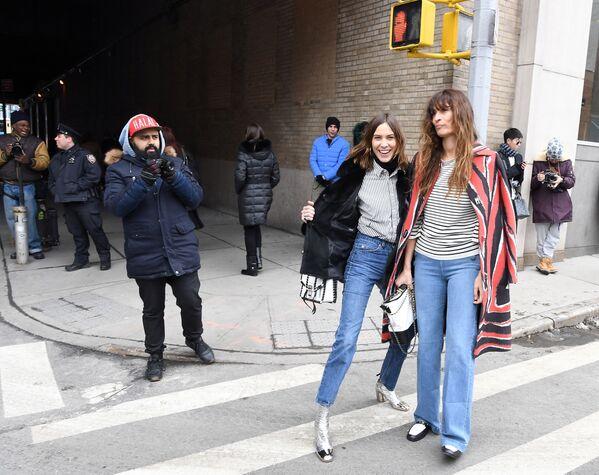 Týden módy v New Yorku - Sputnik Česká republika