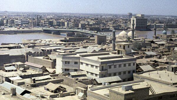 Pohled na Bagdád - Sputnik Česká republika