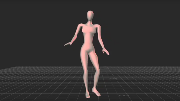 Britští vědci zmodelovali ideální ženský tanec - Sputnik Česká republika