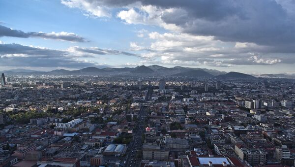 Mexiko City - Sputnik Česká republika