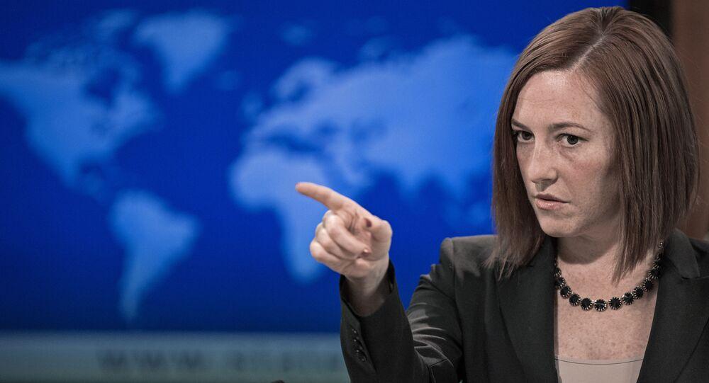 Bývalá ředitelka pro komunikaci v Bílém domě Jen Psakiová