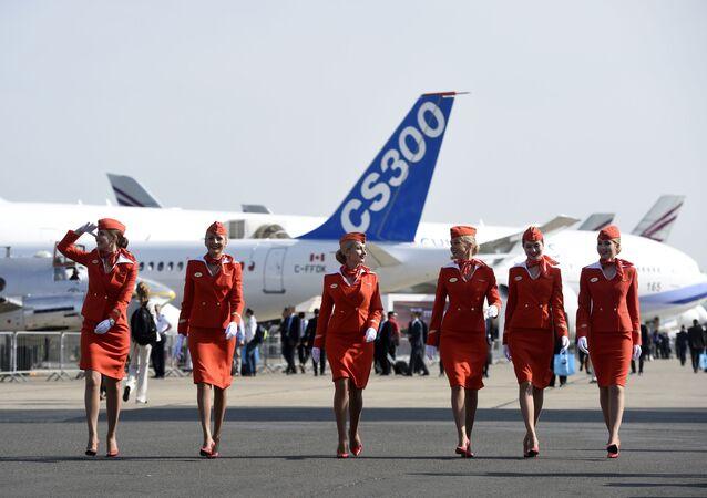 Letušky Aeroflotu