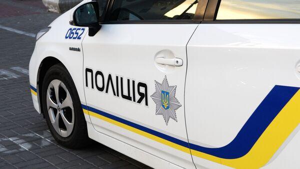 Policie v Kyjevě - Sputnik Česká republika