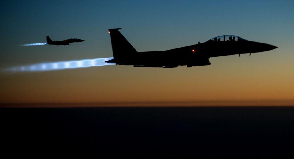 Americká stíhačka F-15