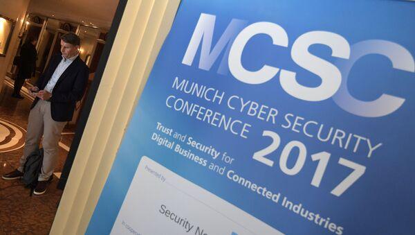 Konference v Mnichově - Sputnik Česká republika