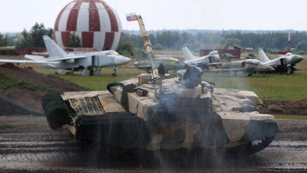 T-90MS - Sputnik Česká republika