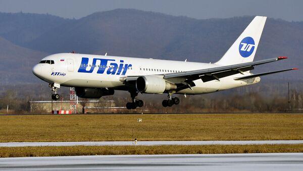 Letadlo Boeing 767-200 společnosti UTair - Sputnik Česká republika