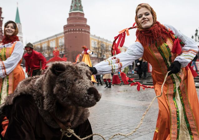 Maslenica v Rusku