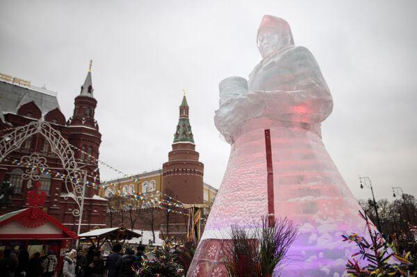 Masopust v Rusku - Sputnik Česká republika
