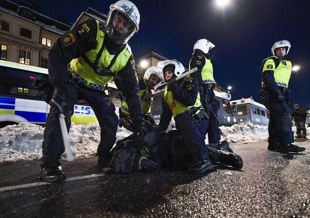 Stockholmská policie