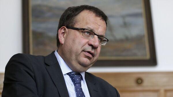 Ministr průmyslu a obchodu Jan Mládek - Sputnik Česká republika