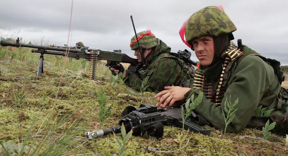 Vojenská cvičení Saber Strike