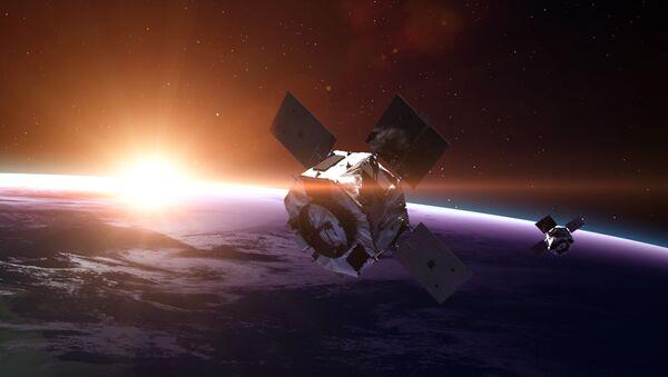 Družice na oběžné dráze Země - Sputnik Česká republika
