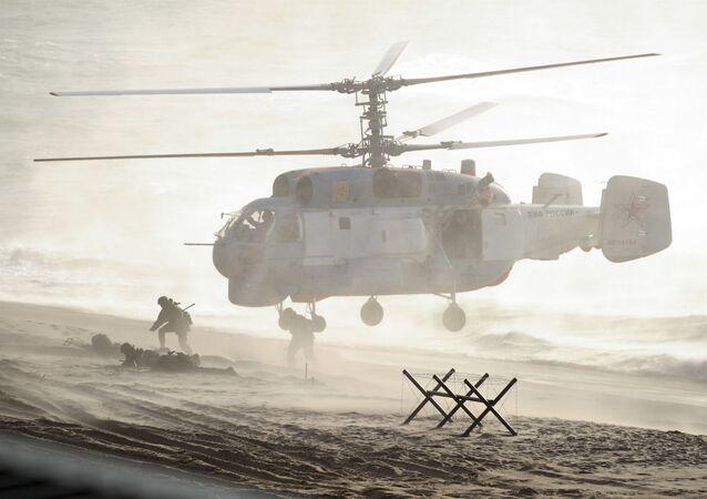 Rusko-běloruská cvičení Západ 2013