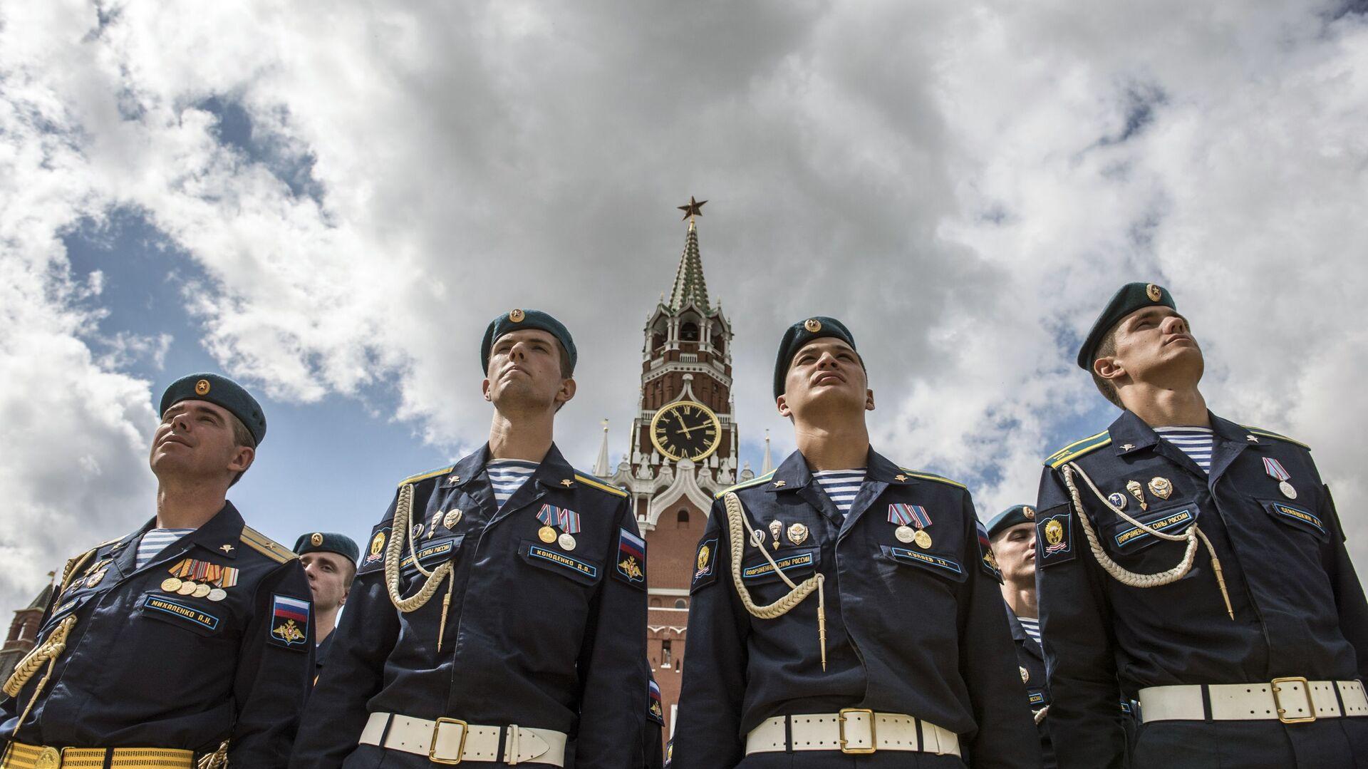 Ruští vojáci - Sputnik Česká republika, 1920, 02.05.2021