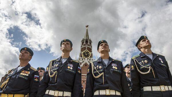 Ruští vojáci - Sputnik Česká republika
