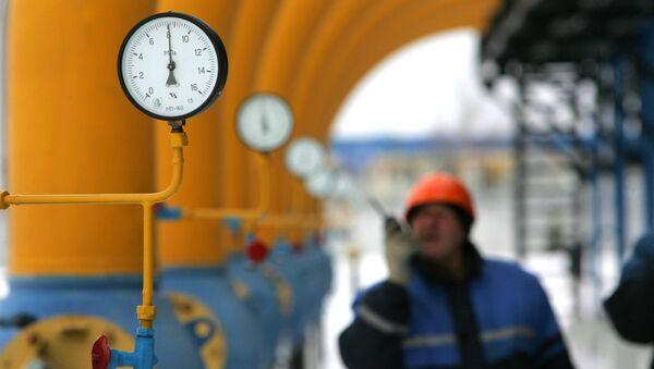 Plynová stanice v Bělorusku - Sputnik Česká republika