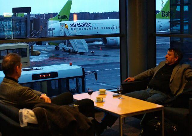 Letiště v Rize