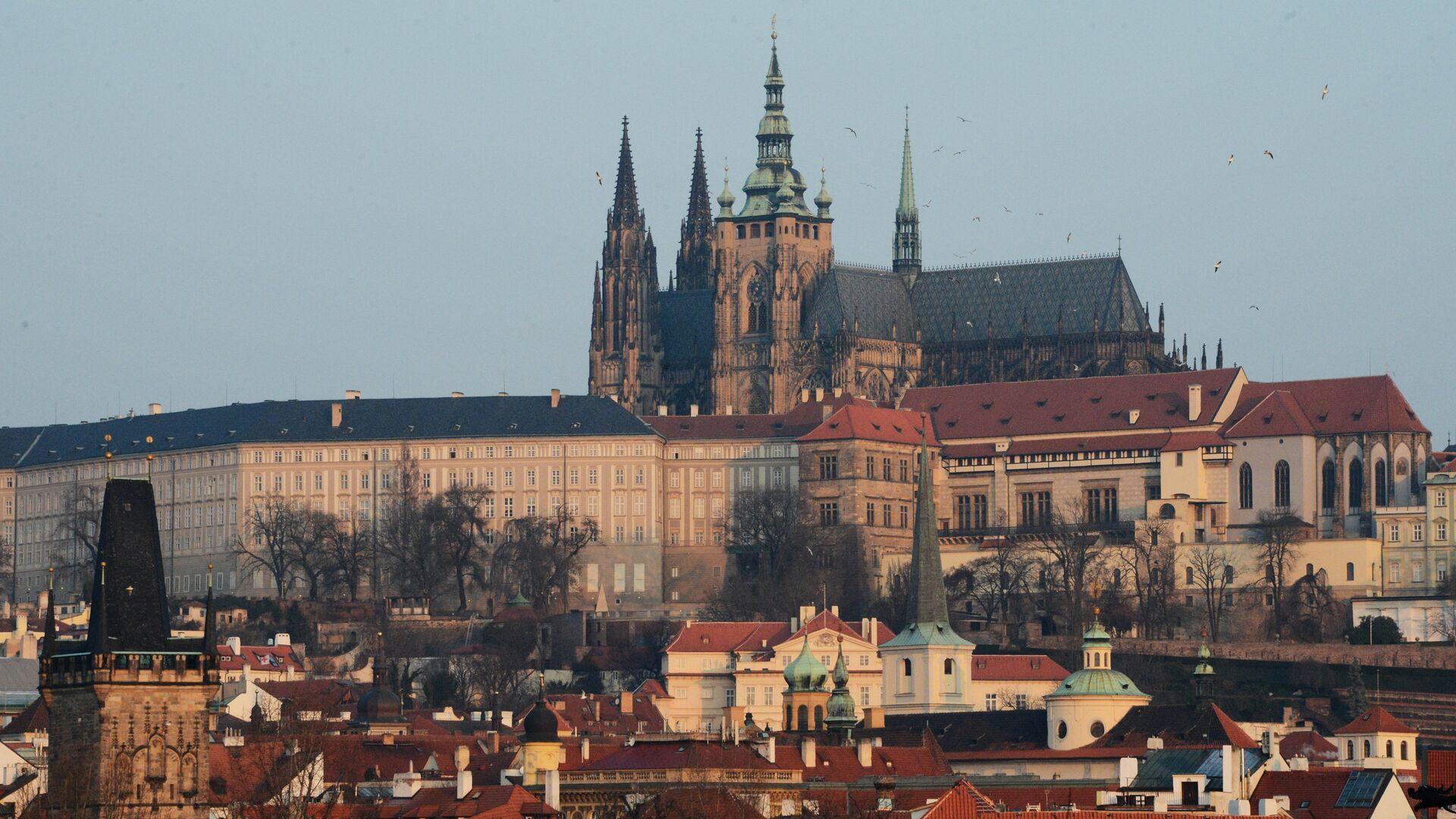 Pražský hrad - Sputnik Česká republika, 1920, 10.05.2021