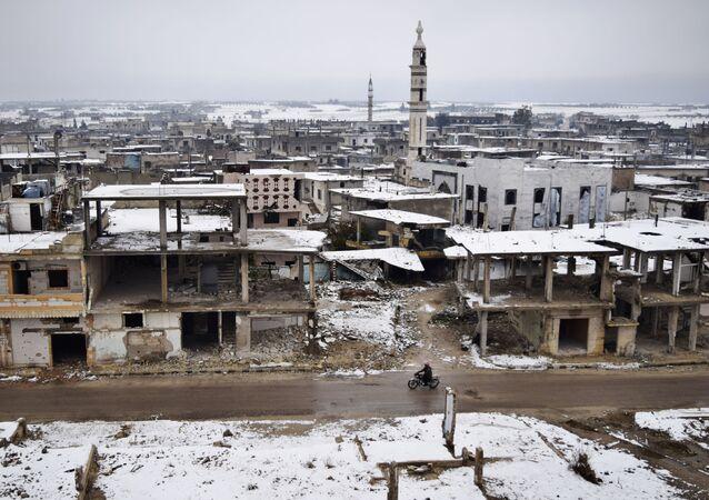 Homs. Ilustrační foto