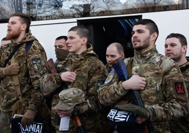 Ukrajinské zvláštní jednotky