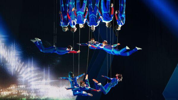 Gymnasté - Sputnik Česká republika