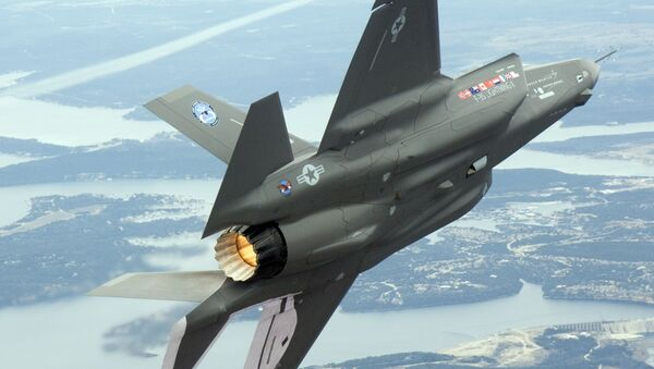 F-35 Lightning II - Sputnik Česká republika