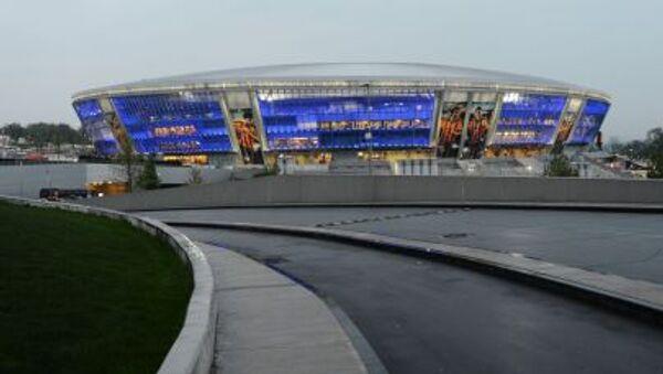 Donbas aréna - Sputnik Česká republika