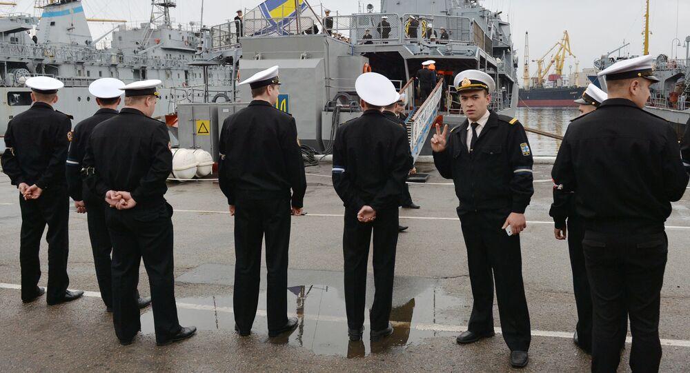 Ukrajinští námořnici