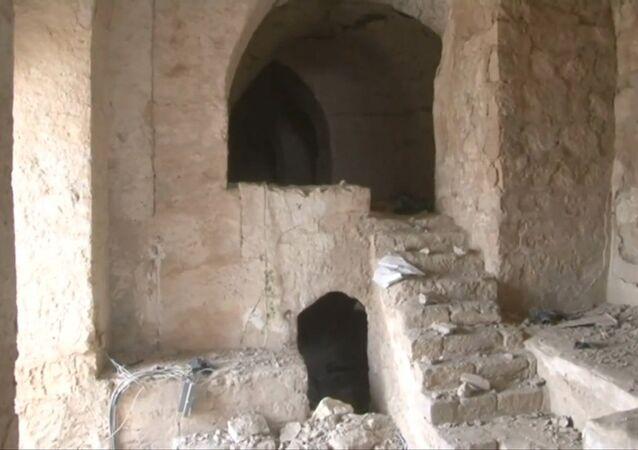 Syrská armáda osvobodila východní část Palmýry