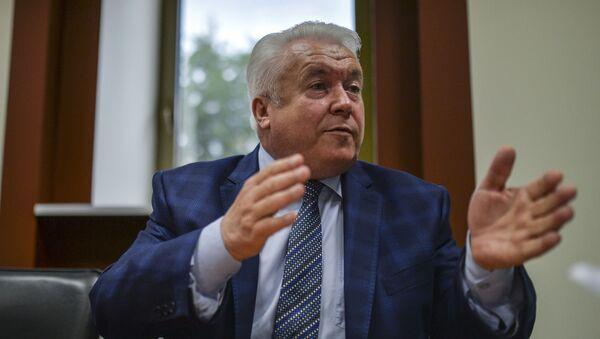 Bývalý poslanec Nejvyšší rady Vladimir Olejnik - Sputnik Česká republika