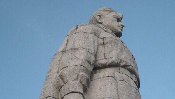 Pomník Aljoša - Sputnik Česká republika