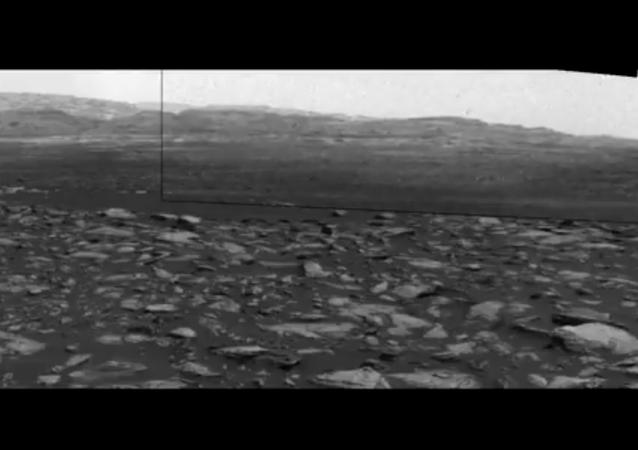 """NASA ukázalo """"marsovské tornádo"""""""