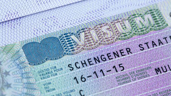 Schengenské vízum - Sputnik Česká republika