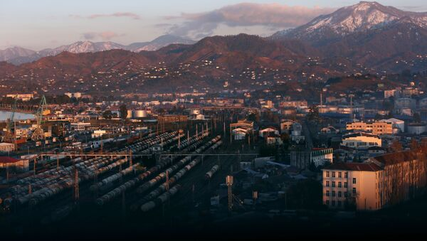 Batumi, Gruzie - Sputnik Česká republika