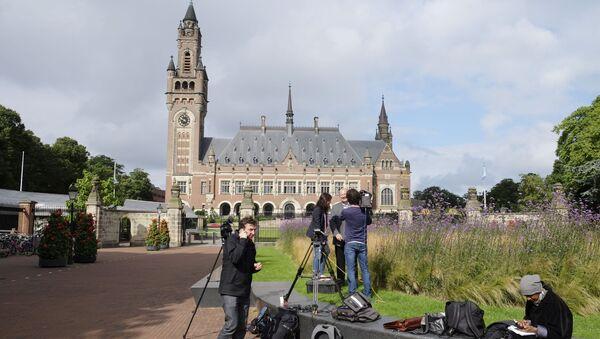 Mezinárodní soudní dvor v Haagu - Sputnik Česká republika
