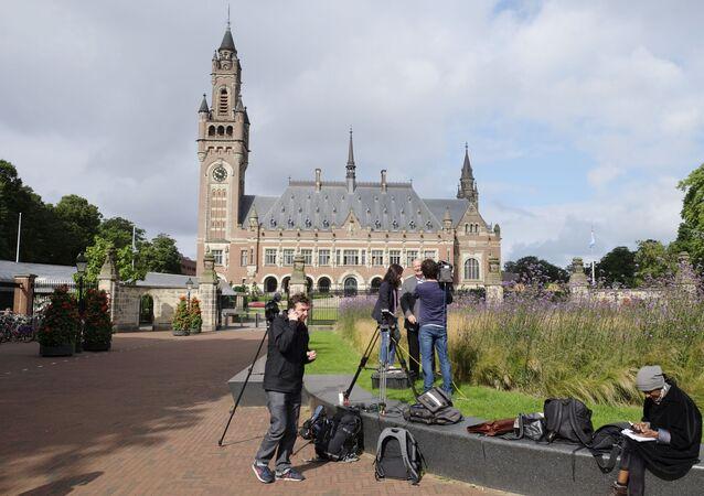 Mezinárodní soudní dvor v Haagu