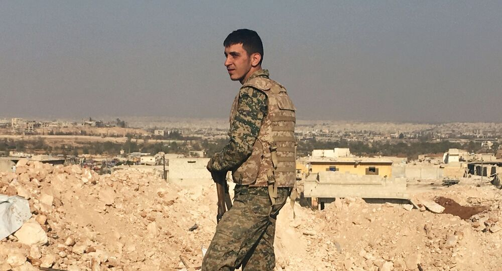 Syrský voják