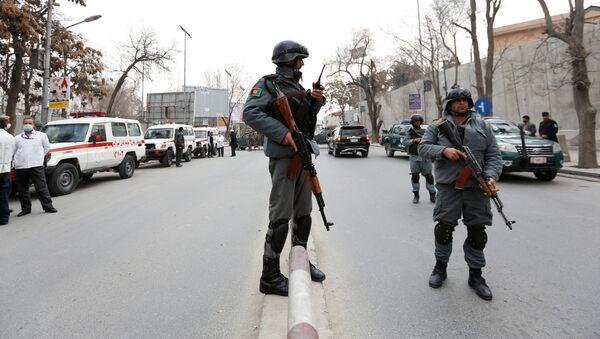 Policie v Kabulu - Sputnik Česká republika