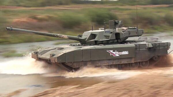 T-14 Armata - Sputnik Česká republika