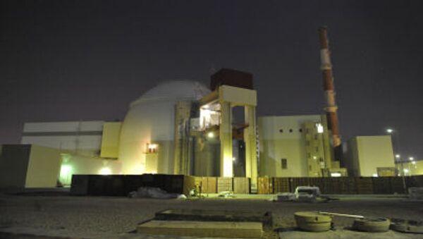 Íránská jaderná elektrárna Bušer - Sputnik Česká republika