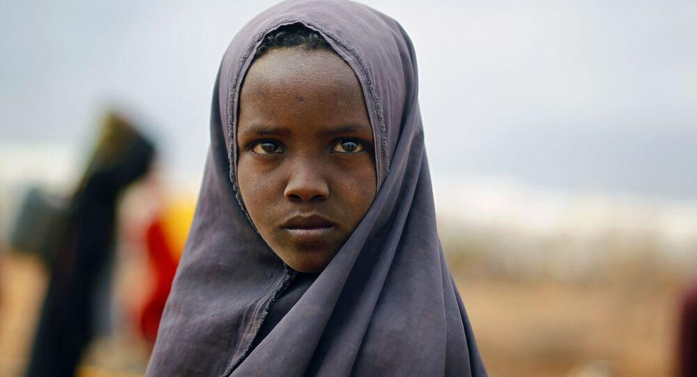 Somálská holka