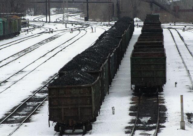 Blokáda v Donbasu