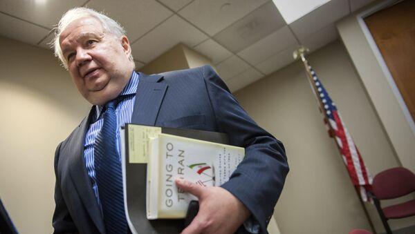 Ruský velvyslanec ve Washingtonu Sergej Kisljak - Sputnik Česká republika