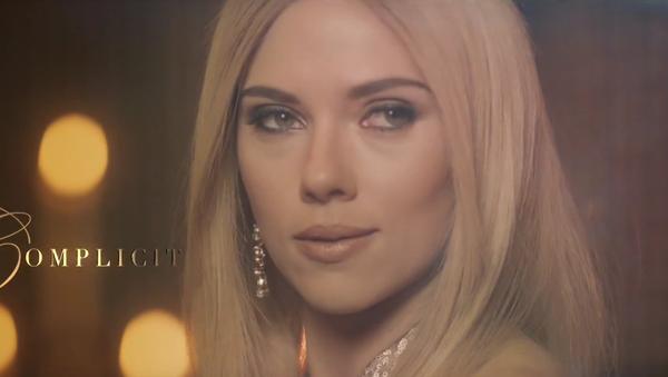 Scarlett Johanssonová natočila parodii na Ivanku Trumpovou - Sputnik Česká republika