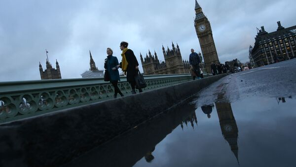 Britský parlament v Londýně - Sputnik Česká republika