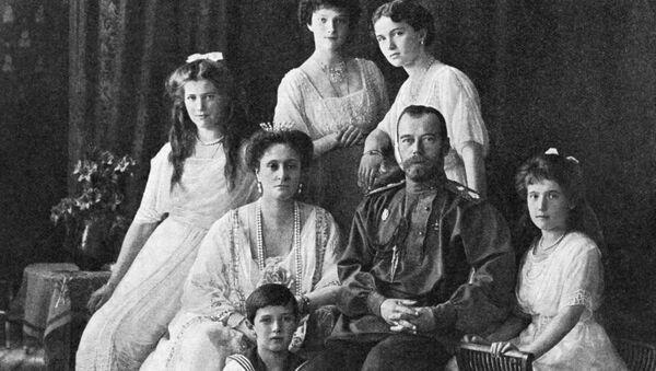 Car Mikuláš II. s rodinou - Sputnik Česká republika