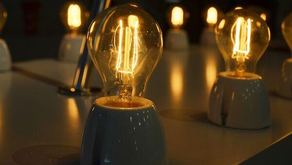 Lampy. Ilustrační foto - Sputnik Česká republika