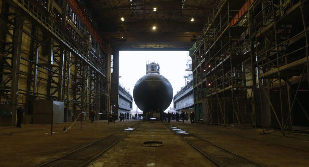 Ponorka Novorossijsk